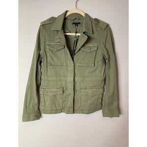NWT Tommy Hilfiger utility jacket size small